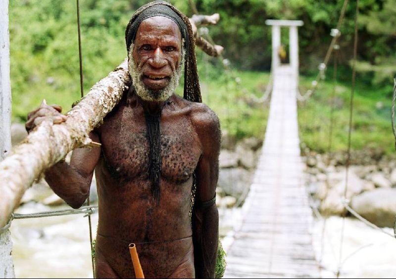 Современные папуасы